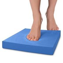 Yes4All BOE5 Balance Pad – Exercise Foam Cushion Large Blue - £15.77 GBP
