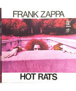 Frank Zappa ‎– Hot Rats  Vinyl LP Classic Rock Gem Superfast Shipping - $32.58