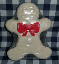 NEW Gingerbread Man WARM VANILLA SUGAR Bath Bomb Fizzy Bath & Body Works - $10.00
