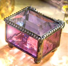 HAUNTED ANTIQUE STAINED GLASS CHEST INSTANT ROYAL SUCCESSION MAGICK 7 SC... - $89,007.77