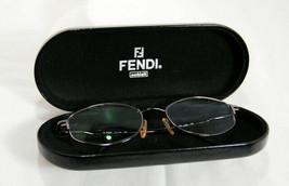 FENDI Eyeglasses F 556 Lilac 53•18•135 With Case Authentic Frames Bifocal - $29.95