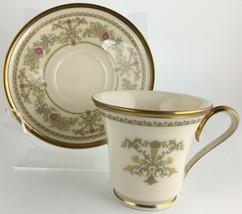 Lenox Castle Garden Demitasse cup & saucer - $35.00