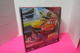 Disney Pixar Cars 3 Risky Raceway Board Game New In Sealed Box - $10.00