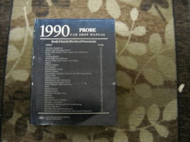 1990 Ford Probe Service Shop Repair Manual Factory Oem 1990 Dealership Book - $35.60