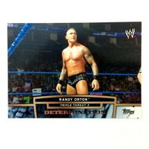 Randy Orton 2013 Topps WWE Triple Threat Tier 3 Insert Card #TT12-3 - $4.90