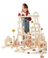 Wooden Unit Blocks by Guidecraft 170 Pieces - $333.00