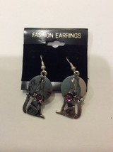 WHOLESALE DEALER LOT COYOTE HOWLING AT MOON EARRINGS 126 PAIRS TOTAL NEW... - $99.00