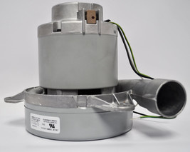 Ametek Lamb 7.2 Inch 120 Volt b/B 2 Stage Tangential Bypass Motor 117478-12 - $483.79