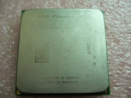 AMD Phenom Engineering Sample Quad Core CPU 2.5GHz/6M Socket AM3 ZD25011... - $70.00