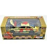 1999 Racing Champions 1:24 Gold NASCAR Bobby Hamilton Kodak Max Film Che... - $17.81