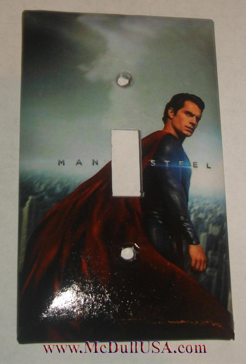 Superman man of steel single toggle