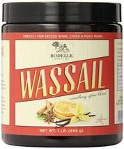 Rodelle Wassail Mulling Spice Blend, 16 Oz - Spiced Wine, Apple Cider - $22.64