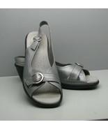 HOTTER Shoes Woman's 8.5 Sandals Comfort Concept Adjustable straps Dress... - $19.79