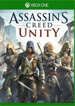 Assassin's Creed: Unity -- Limited Edition (Microsoft Xbox One, 2014) - $12.19