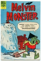 Melvin Monster 8 May 1967 VF-NM (9.0) - $49.66