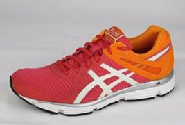 Asics Gel Invasion Damen Sneakers Orange Lachsfarben Laufschuhe Größe 9.5 - $26.06