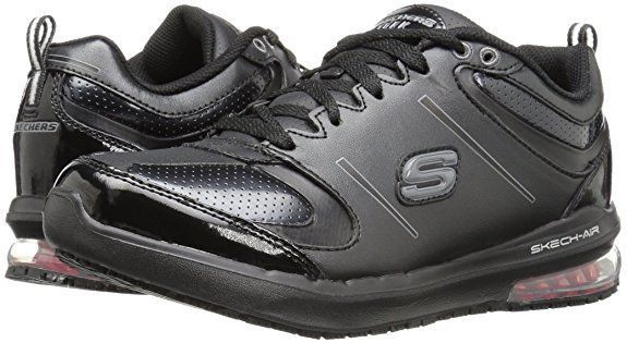 Primary image for Skechers for Work Women's Lingle Skech Air Slip Resistant Shoe - Choose Size