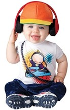 Baby Beats Infant Toddler DJ Halloween Costume Headphones 0-6 Months Inc... - €10,46 EUR