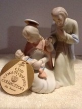 Vintage Lefton Christopher Collection - Holy Family Figurine - EUC - 003... - $11.95