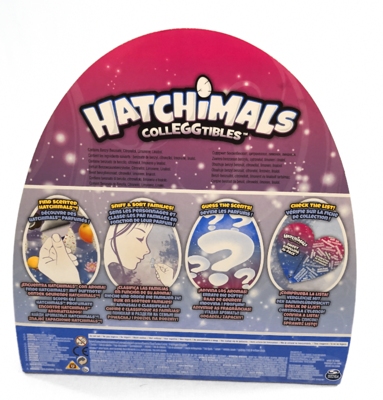 Spinmaster Hatchimals Colleggtibles - Sweet Smelling 16pk