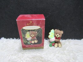 1994 Baby's Second Christmas, Hallmark Keepsake Christmas Tree Ornament - $4.95