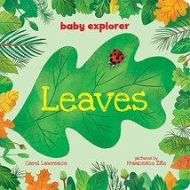 Leaves (Baby Explorer) [Board book] Lawrence, Carol and Zito, Francesco - $5.03