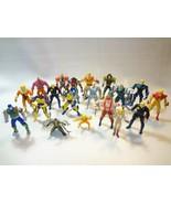 Vintage 90s Toy Biz Marvel X-Men Lot Of 19 Action Figures - $74.23