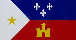 Wholesale Lot of 6 Acadiana Louisiana Decal Bumper Sticker - $8.88
