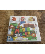 Super Mario 3D Land (Nintendo 3DS, 2011) Complete Working Video Game - $14.50