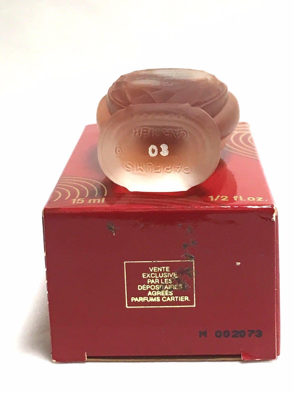 Panthere de Cartier Parfum Ligne Voyage 15ml/0.5oz Splash image 3