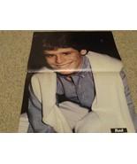 Rad Daly teen magazine poster clipping Teen Beat white sweat shirt - $4.00