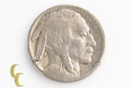 1913-D 5 ¢ $.05 Tipo 2 Buffalo Niquel Buena Condición, Natural Color & A... - $102.54