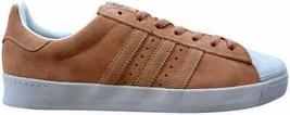 Adidas Superstar Vulc ADV Hazel Core/Footwear White CG4839 Men's Size 12 - $80.00