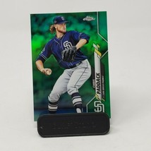 Chris Paddack 2020 Topps Chrome Green Refractor #'d /99 San Diego Padres - $9.85