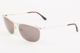 Tom Ford TATE 287 28J Gold / Brown Sunglasses TF287 28J 59mm - $195.02