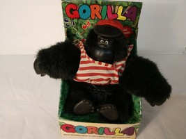 Sonic Control Gorilla New in Box - Dances and Sings - WORKING - $27.95