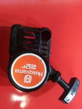 Husqvarna 22r trimmer rewind starter 501951901 - $29.95