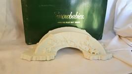 Dept 56 Snowbabies Snowbaby OVER THE MILKY WAY BRIDGE #68284 - $9.99