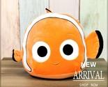 "Kellytoy Squishmallow for Disney Nemo 10"" NEW LT ED HTF RARE Plush Toy Animal  - £30.07 GBP"