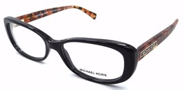 Michael Kors Rx Eyeglasses Frames MK 4023 3065 Provincetown 54x16 Black ... - $82.32