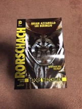 WATCHMEN POSTER ~ RORSCHACH FOLDED 11 X 17 ~ 2012 DC - Lee Bermejo art! - $24.74