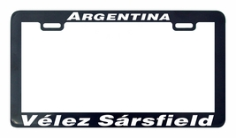 Vélez Sársfield Argentina Argentina soccer futbol license plate frame ho... - $7.99