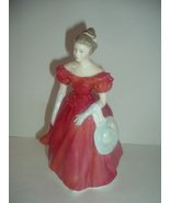 Royal Doulton HN 2220 Winsome Lady Figurine - $42.90
