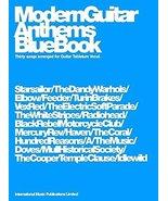 MODERN GUITAR ANTHEMS: BLUE BOOK GUITARE [Paperback] DIVERS AUTEURS - $23.01