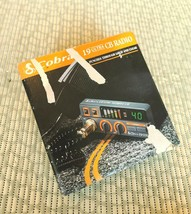 Cobra 19 Ultra CB Radio Compact 40 Channel - $49.50