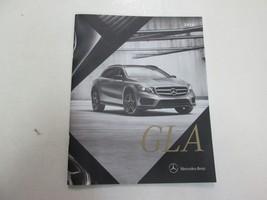 2016 Mercedes Benz GLA Class Sales Brochure Manual FACTORY OEM BOOK 16 DEAL - $12.82
