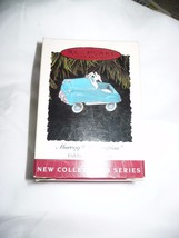 Hallmark Keepsake Ornament  Kiddie Car Classics Murray Champion Blue Car - $9.89