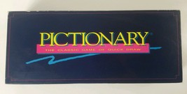 Pictionary Board Game 1993 Western Publishing Updated for the 90's - $17.75