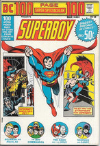 DC Comics 100 Page Super Spectacular Comic Book #15 Superboy 1973 VERY F... - $55.04