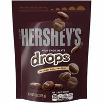 Hershey's Milk Chocolate Drops 8 oz (Pack of 12) - $61.99